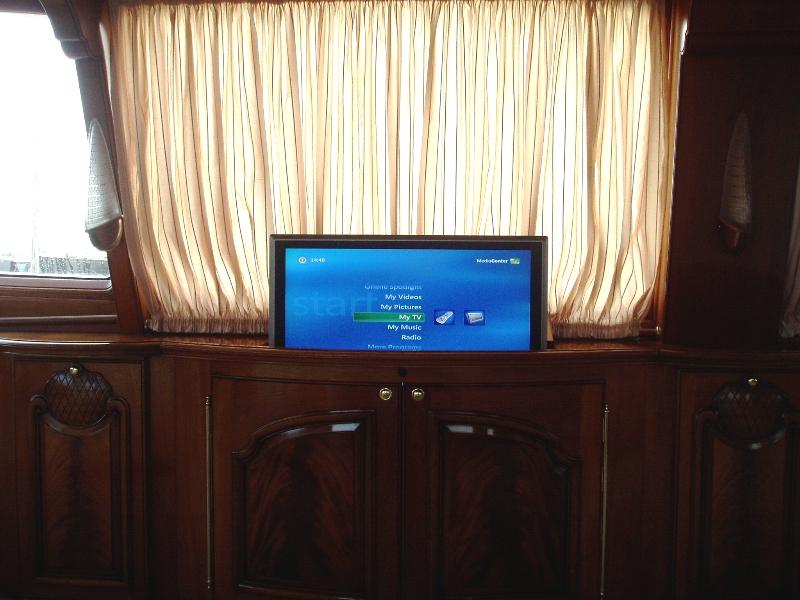 LCD Sur Ascenseur